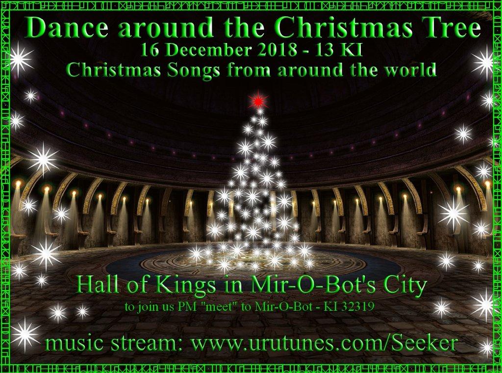 Uru Live christmas noel 2018